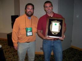 """AGLOW """"Best of Best"""" award, 2010"""